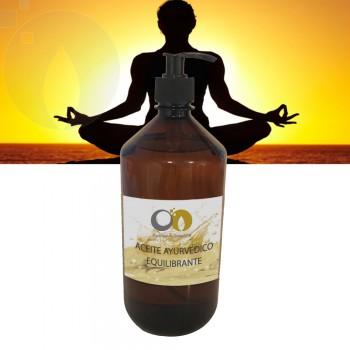Aceite Ayurvédico Equilibrante 1L