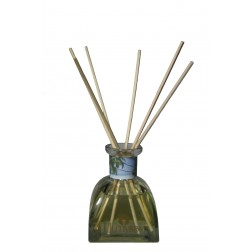 "Difusor Aromaterapia CARIBE 100ml. ""Scents of the World"" LIMA, MENTA Y PETIT GRAIN"