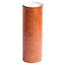 Bamboo Holder 25cm color marrón
