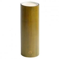 Bamboo Holder 25cm color verde