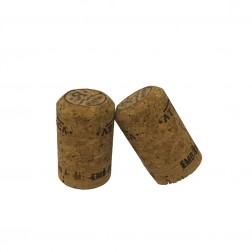 Pack de rodillos de corcho natural para masaje