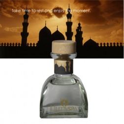 "Difusor Aromaterapia ARABIA 100ml. ""Scents of the World"" ROSA, HOJA DE CEDRO Y PACHULÍ"