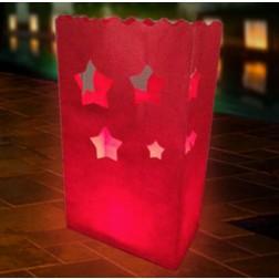 LightBAG Diseño Estrellas Rojas