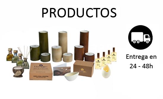 Productos de SPA para profresionales